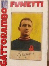 Figurina Cartonata N.138 Bazzoni AlessanRarissima-vicenza  Ed.Edj Calciocampioni