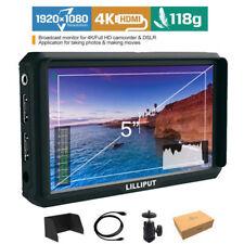 Lilliput A5 LCD 8bit 5 Kamera Feld Monitor für Canon Nikon Sony DSLR Gimbal