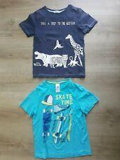 2 Kinder T-Shirt H&M Gr.122/128