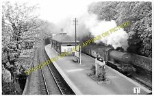Newington Railway Station Photo. Blackford Hill - Duddingston. Edinburgh. (1)