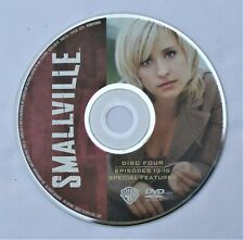 SMALLVILLE - SEASON 5 DISC 4  REPLACEMENT DVD DISC ONLY