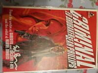 CRIMINAL signed by ED BRUBAKER pre-release comic 2006 ICON sean phillips OFFER
