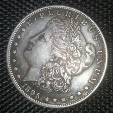 1895 P MORGAN DOLLAR USA OLD RAREST COIN