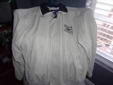 AIR FORCE ONE Presidential Crew Washington DC Men Flight Zipper Jacket M Sports