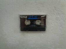 Vintage Audio Cassette FUJI JP-IIx 60 From 1992 - Fantastic Condition !!