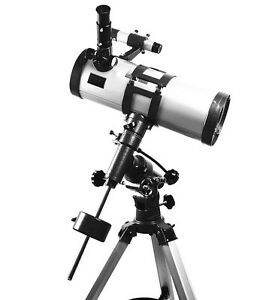 Visionking 114 1000 mm EQ Equatorial Mount Space Astronomical Telescope Deep Sky