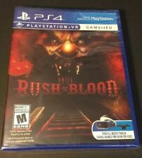 Until Dawn Rush of Blood [ PS VR Game ] (PS4) NEW