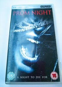 SONY PSP PROM NIGHT UMD FILM 15YR+ REGION UK Release