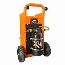 45Ltr Window Cleaning Trolley System + 4ltr D/I Resin Vessel - Filters on Demand