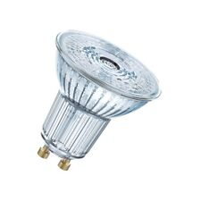 3x OSRAM LEDVANCE 4.3w LED par16 gu10 36 Grados 3000k Blanco Cálido no regulable