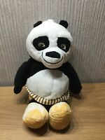 Dreamworks Kung Fu Panda Plush 11 Inch Soft Toy Teddy Film Collectable