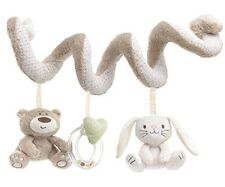 Lovely Mamas&papas Cot Hanging Baby Rattle Toy Soft Plush Rabbit Musical Toy