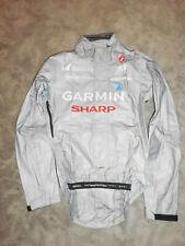 Castelli Team Garmin Cervelo pocket liner rain jacket event