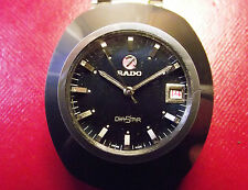 RADO - DIASTAR - VINTAGE '70 - RARE- TUNGSTEN AND S.STEEL- AUTOMATIC
