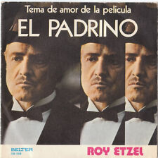 "The Godfather/El Padrino (Tema De Amor De La Pelicula) 1972 Movie single 7"" Rare"