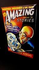 Amazing Stories Feb Comics in 3-D large 11x17