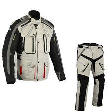COMBINAISON MOTO MOTARD TEXTILE BREAK étanche veste et pantalon NEUVE