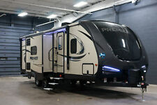 2018 Keystone Bullet Premier 26RBPR luxury camping travel trailer camper RV