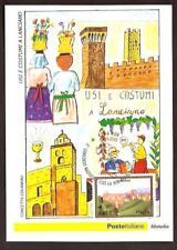 Italia 2003 : Lanciano Scuola Umberti I° - Cartolina Ufficiale Poste Italiane