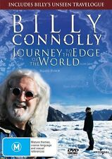 BILLY CONNOLLY Journey to the Edge of the World NEW DVD (Region 4 Australia)