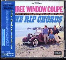 RIP CHORDS THREE WINDOW COUPE 1964 JAPAN CD w/obi