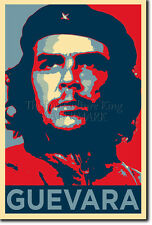 CHE GUEVARA ART PHOTO PRINT POSTER GIFT (OBAMA HOPE STYLE) REVOLUTION