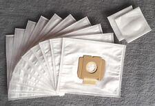 10 Staubsaugerbeutel für Menalux 1002, Staubbeutel Filtertüten +2 Filter