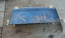 1988-1989 Chevy Corsica >< Speedometer Assembly >< 97K