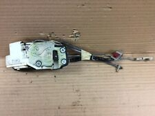 92 93 1992 1993 Accord LX EX SE Left Front Door Latch Pwr Lock Assy Used OEM