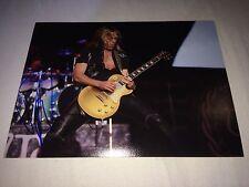Whitesnake Doug Aldrich signed autógrafo 20x28 cm foto inperson dio Burning Rain