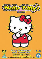Hello Kitty Paradise - Happy Birthday Papa - DVD - BRAND NEW SEALED