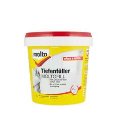 (13,40€/ Kg)Molto Tiefenfüller Moltofill 1L grau