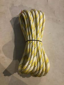 12mm x 19m Liros Dyneema Rope - Marine - Brand New