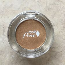 100% PURE - Fruit Pigmented Eye Shadow Gilded (gold) natural organic eye makeup
