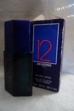 12 JEAN COUTURIER PARIS 3.4 OZ 100 ML EDT SPRAY COLOGNE FOR MEN POUR HOMME