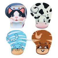 Cute Gel Soft Mouse Pad With Wrist Rest Support Mat For Gaming PC Laptop Gifts