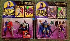 LEGENDS OF BATMAN SERIES TWO-PACKS CATWOMAN AND BATMAN TWO-FACE AND BATMAN R5