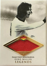 Soccer-Gerd Müller-Germany-futera unique Legends Jersey camiseta nº 6/29