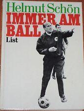 Helmut Schön - Immer am Ball 1970 Paul List Verlag Franz Beckenbauer Berti Vogts