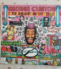 George Clinton - You Shouldn't - Nuf Bit Fish (1983) Capitol Records LP