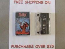 MEAT LOAF BAT OUT OF HELL II I'D DO ANYTHING FOR LOVE CASSETTE