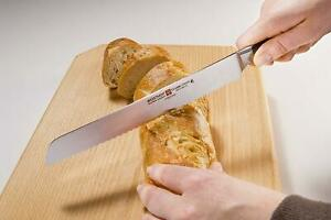 Wusthof Classic Ikon Bread Knife 20cm NEW Made in Germany 4166/20 RRP$330