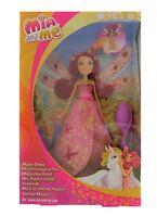 Mattel Mia and Me Doll Magic Dress CMM63 Centopia fairy fashion doll kids New