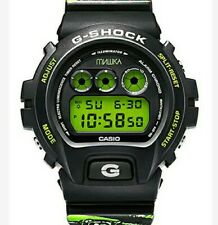 Casio G Shock Mishka Collabration Haloween Thema Dw-6900-MISH19-1 PRN Limited...