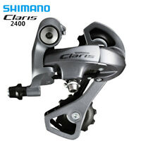 Shimano Claris RD-R2400 8 Speed Road Bike Rear Mech Derailleur Short Cage New SS