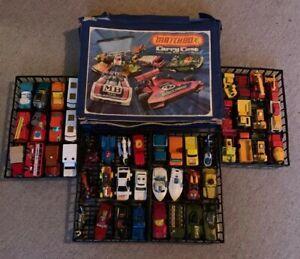 Matchbox & Corgi Vintage Toy Car Collection