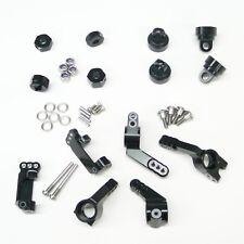 Gen3 RC Black Aluminum 6061-T6 Upgrade Kit for Traxxas Slash Rustler Stampede