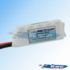 RC Car Boat 35v capacitor bank for ESC