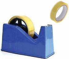 More details for desktop office heavy duty heavy weight sellotape cellotape tape dispenser +1tape