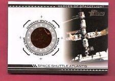 SPACE SHUTTLE Atlantis ORBITER PAYLOAD BAY LINER RELIC #dSSA3 2009 HERITAGE CARD